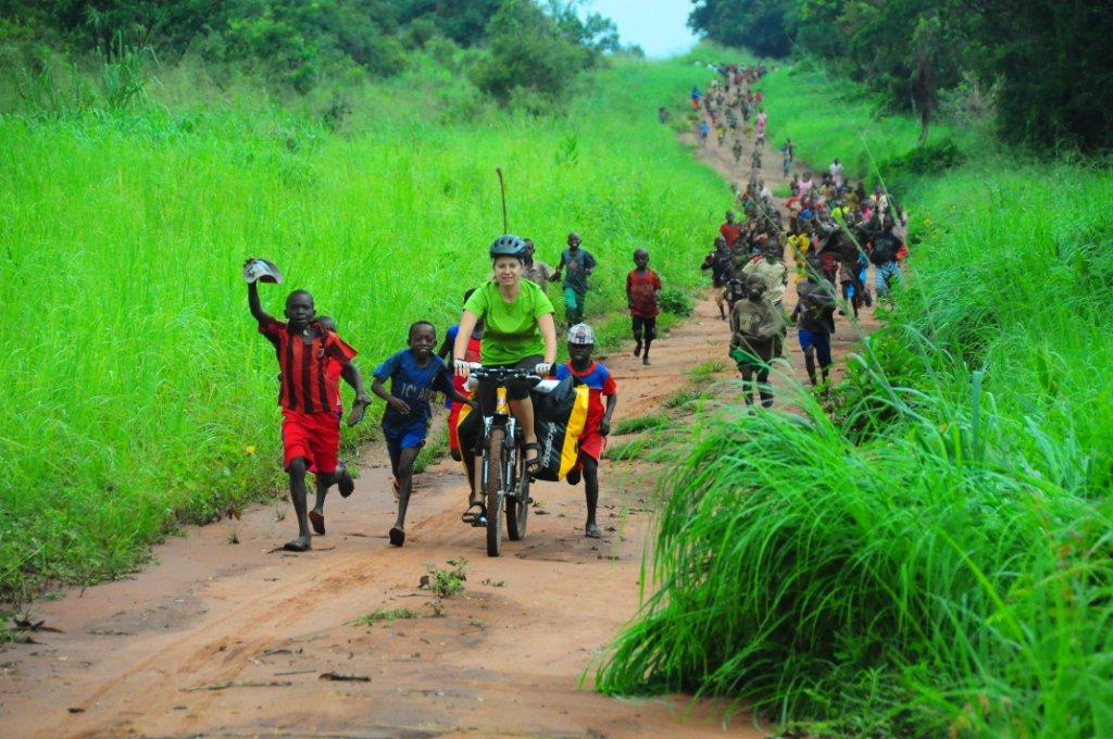 Powitanie z Afryka - Fundacja Zobacz... JESTEM 3