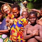 Powitanie z Afryka - Fundacja Zobacz... JESTEM 4