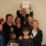 Otwarcie Fundacja Zobacz... JESTEM Czerniakowska 159-8