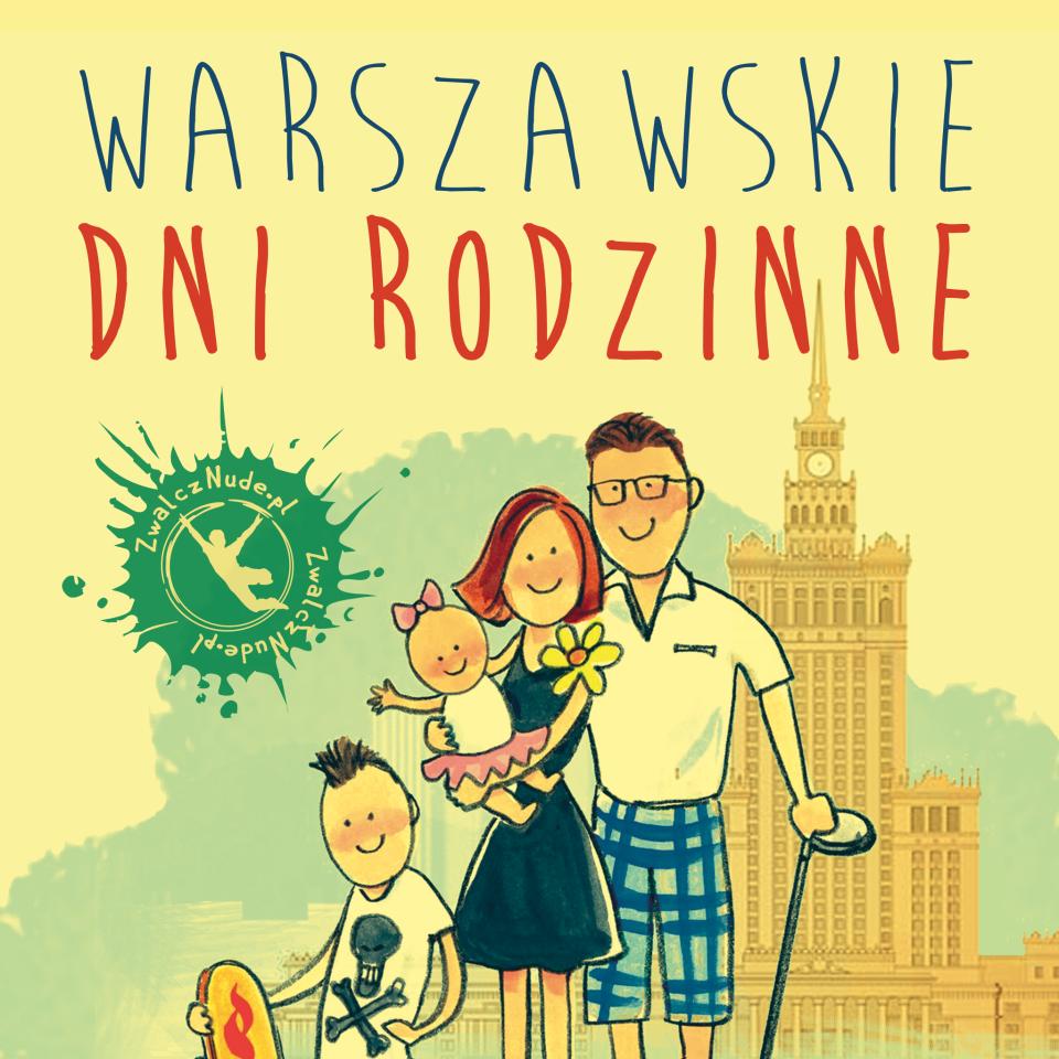 Warszawskie Dni Rodzinne - Fundacja Zobacz... JESTEM