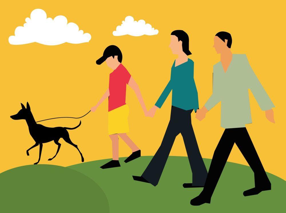 Błędy w wychowaniu - Fundacja Zobacz... JESTEM, rodzice na spacerze