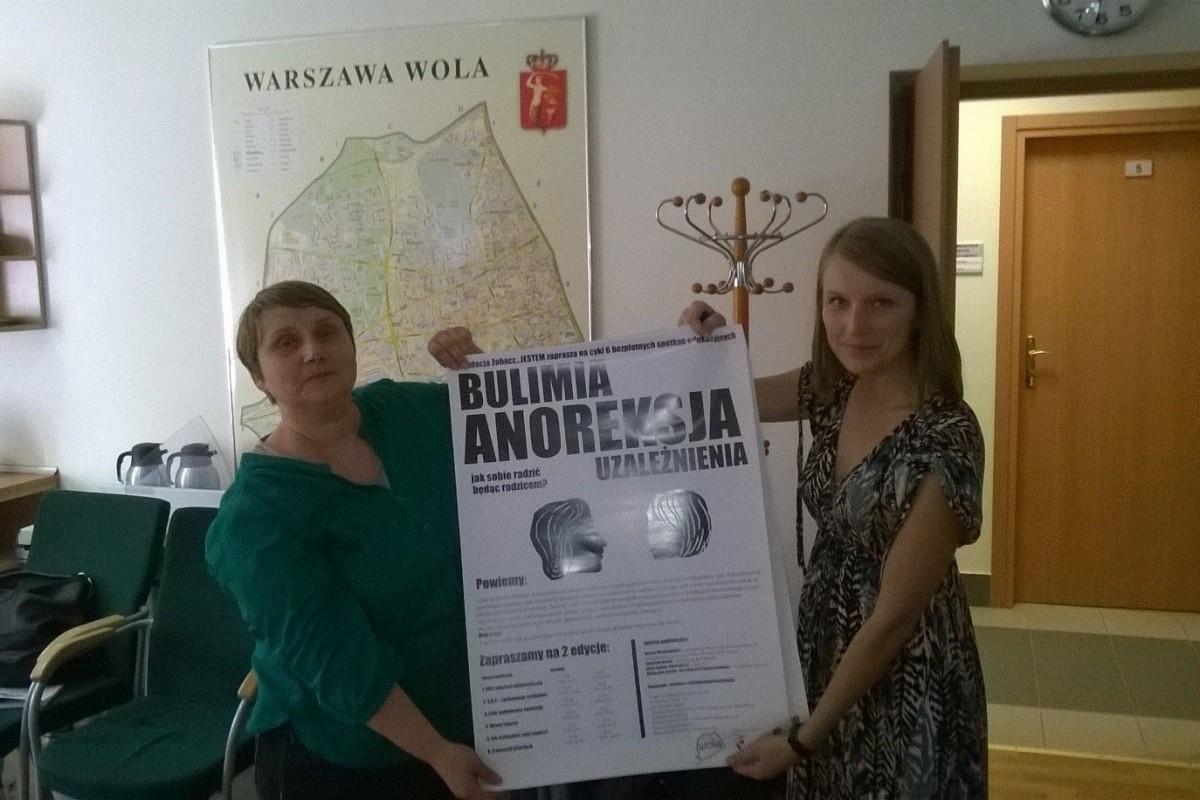 Anoreksja, bulimia Wola - Fundacja Zobacz... JESTEM