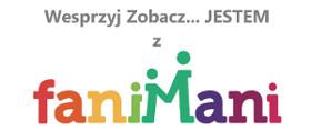 Zobacz_JESTEM_FaniMani_logo