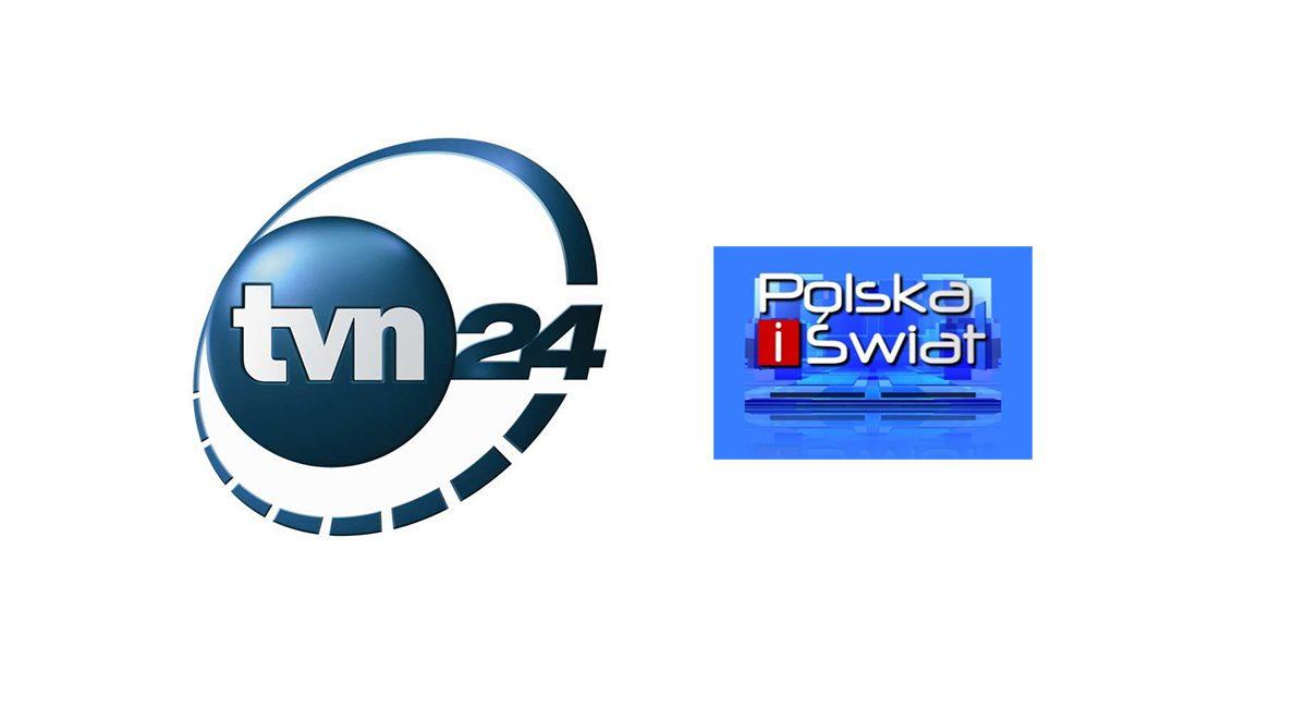 TVN24 Polska i Świat logo